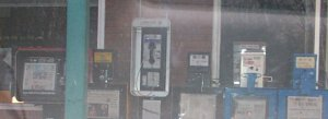 post office pay phone