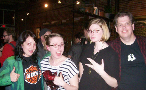 Evie, The Doubleclicks, and RBCP