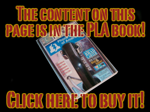This content is in the PLA book!  Click here to buy it.
