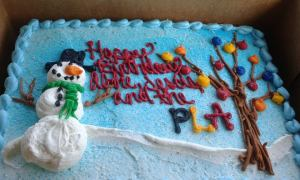 PLA cake from Katie B - Abbie Jesus and the PLA